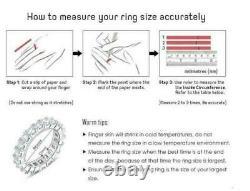 3 Carat Solitaire Cushion Cut Blue Topaz Engagement Ring 14K White Gold Finish