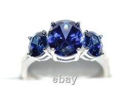 7.25 Carate Premium Aaa Tanzanite Cocktail Dinner Tribal Gypsy 14k Gold Fill-6