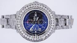 Breitling Super Avenger II (deux) Regarder A13371 All Clean Diamonds 27 Carats