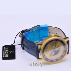 Corum Lunar Pegasus Limited Edition 499 Pièces 18 Carats Or 1 9/16in New Box &