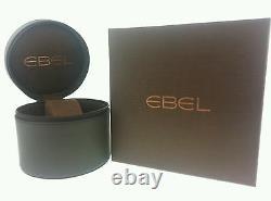 Ebel 18 Karat Gold 1911 Discovery Automatic Ladies Watch 8172321 Bnwt