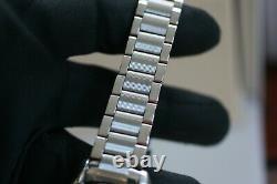 Omega Speedmaster 1.0 Carat Diamond 3515.71 Mop Cadran 36mm Boîte Complète